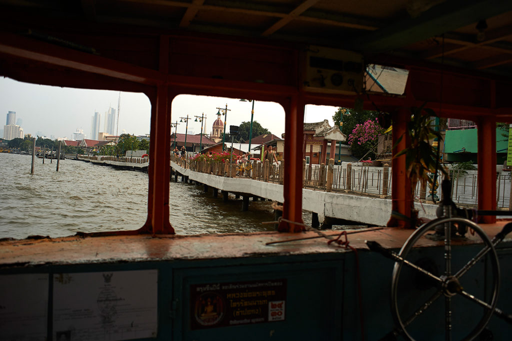 Chao Phraya for All 02, Bangkok Tribune