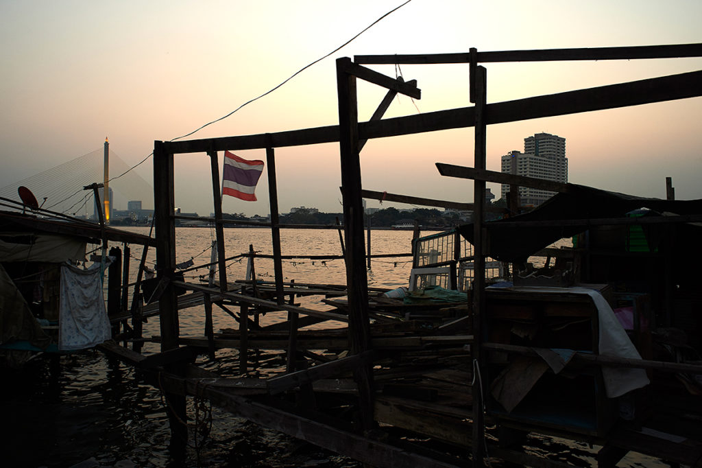 Chao Phraya for All 09, Bangkok Tribune
