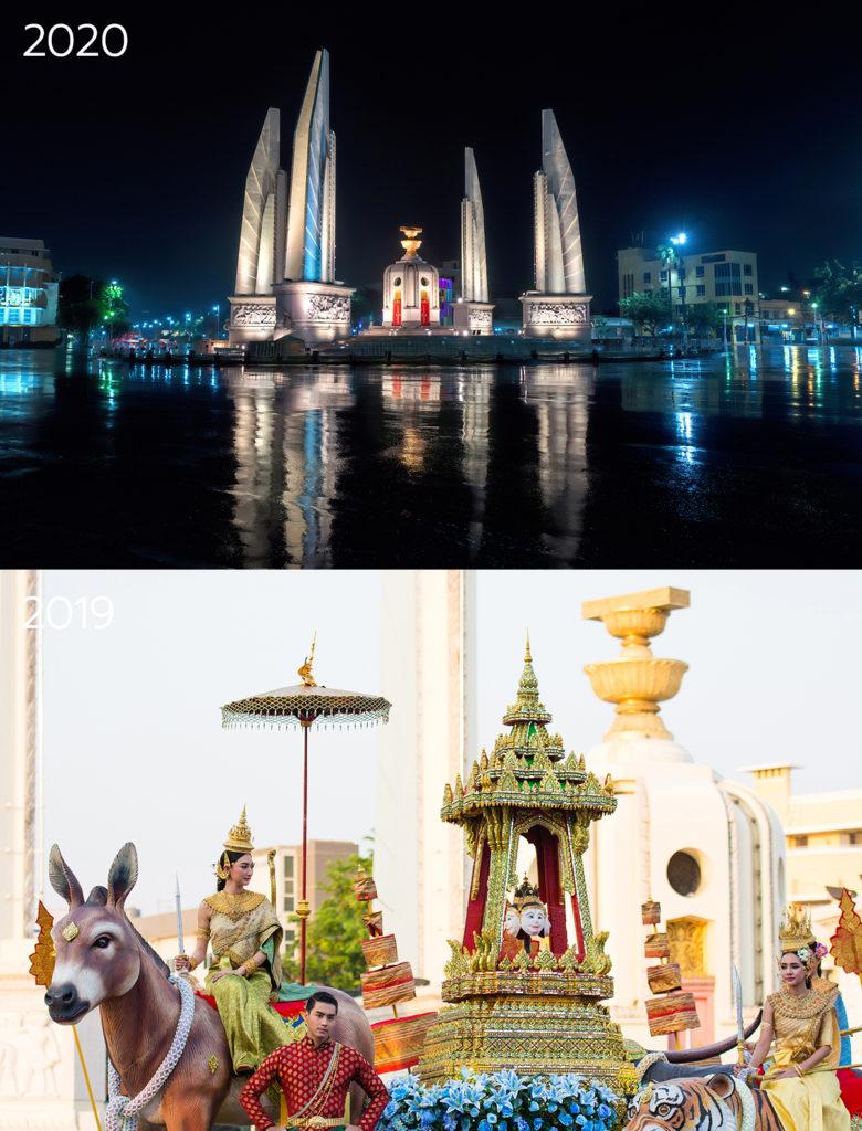 Democracy Monument, Bangkok