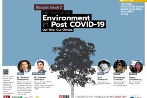 Dialogue Forum 2: Our Wild, Our Climate: The State of the Environment in Post COVID-19
