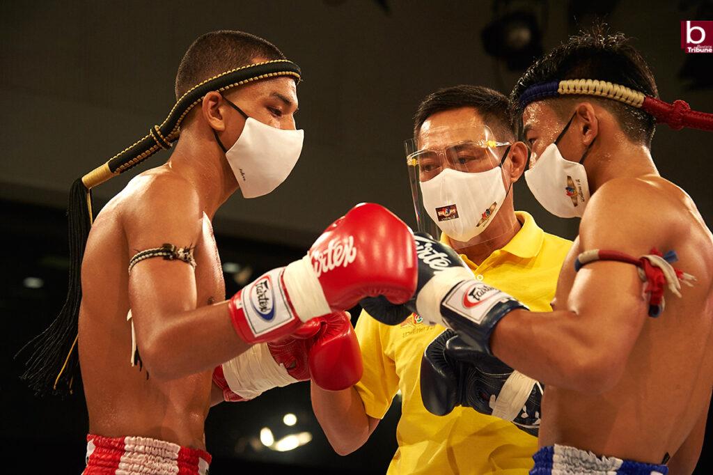 Muay Thai new normal 2020
