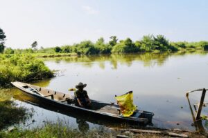 The last free flowing Mekong tributary in the Northeast, Songkram, subject to regulation: ONWR