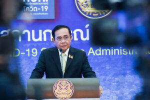 No curfew, nor lockdown yet: PM Prayut