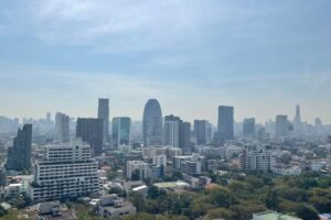 Bangkok joins big cities worldwide in witnessing NO2 rebound after lockdowns eased