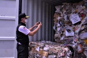 No stepped cuts of imported plastic waste decided for the latest option: PCD